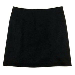 Banana Republic NEW $68 Black Wool Blend Skirt